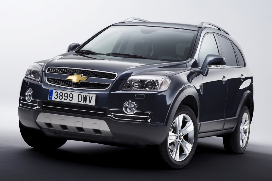 Chevrolet Captiva New